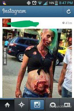 Best pregnancy Halloween costume ever?