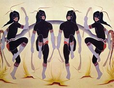 American Artist | college is well known for its contributions to native american art ...