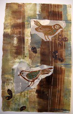 Printmaking - Mandy Pattullo