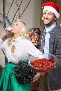 Caroline and Luke Bryan's Christmas photo shoot. Christmas Character Costumes, Christmas Vacation Costumes, Christmas Characters, Country Christmas, Christmas Pics, Christmas Decor, Christmas Cards, Holiday Photos, Christmas Pictures