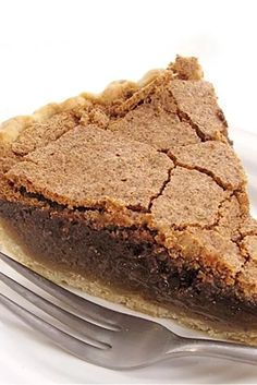 Chocolate Midnight Pie Recipe