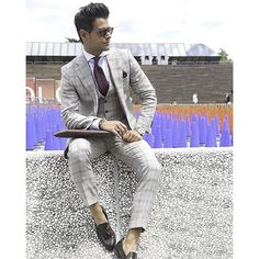 Style by @frankgallucci || MNSWR style inspiration || #menswear #menstyle #mensfashion #dapper #outfit #mensstyle by mnswrmagazine