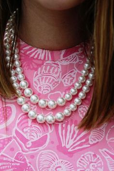 Double Strand Pearls
