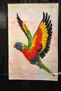 """""""Rainbow Lorikeet"""" by Helen Godden"""