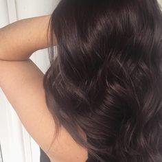 Rich chocolate mocha brown hair! By: Tanya Edmundson