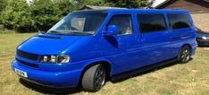 Nogaro Blue VW T4 Vw, Volkswagen Group