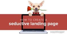 Free checklist! Discover how to create high-converting landing and sales pages with The Savvy Marketer's Checklist for Seductive Landing Pages