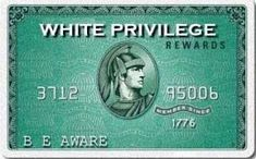 13 Resources for Teaching About White Privilege. An important read for any educator.
