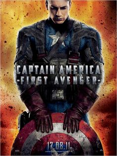 Visionnage : Captain America : First Avenger