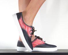 Sneakers - Custom Shoes - n° 4052 - un prodotto unico di ColoresDeSudamerica su DaWanda