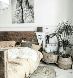 Look Over This 16 Gorgeous Rustic Scandinavian Bedroom Design www.onechitecture… The post 16 Gorgeous Rustic Scandinavian Bedroom Design www.onechitecture…… appeared first on Home Decor Designs 2018 . Farmhouse Master Bedroom, Master Bedroom Design, Home Bedroom, Bedroom Decor, Bedroom Ideas, Modern Bedroom, Bedroom Inspiration, Rustic Bedrooms, Hippy Bedroom