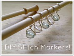 Refashion Co-op: Recycling old jewelry....for Knitters