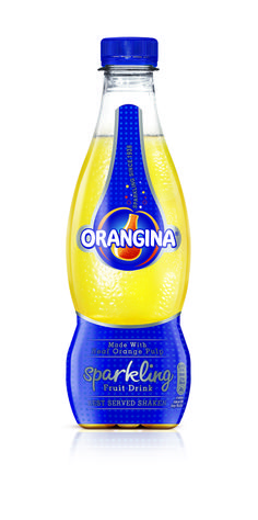 Before & After: Orangina — The Dieline - Package Design Resource