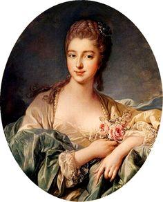 The Athenaeum - Madame de Pompadour (Francois Boucher - )