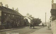 Front street Castleside