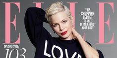 Michelle Williams on ELLE's January 2017 Issue - Michelle Williams on Being a Mom