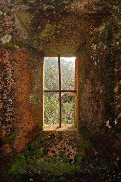 janela da alma