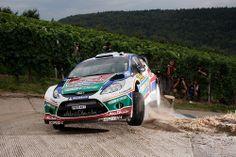 ADAC Rallye Deutschland 2011 - Ford