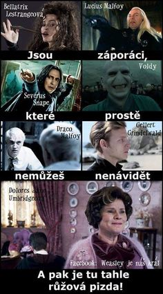 OMG 😂😂😂😂😂😂 tak to mě dostalo 😂😂😂😂 Harry Potter Ron, Harry Potter Pictures, Harry Potter Quotes, Harry Potter Movies, Some Jokes, Harry Potter Wallpaper, Hogwarts, Funny Pictures, Funny Memes