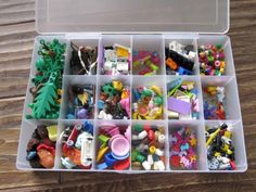 LEGOs… it's a love/hate relationship. You love that those colorful little bricks get your master builders thinking outside the box, but the failed attempts to keep them all in one place is almost as painful as when you step on one… with bare feet… in the dark (Psst! The two are related!). That's why we've gathered the most clever LEGO storage solutions we could find. From the ultimate table to...