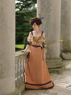 Mr Selfridge, saison 1, épisode 5 - Que pensez-vous des liaisons extra-conjugales de Lady Mae? Joue-t-elle avec le feu?