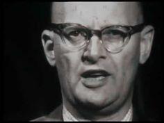 Arthur C Clarke predicting the future