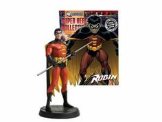#006 - Tim Drake Robin Lead Figure &amp,sound wave; Magazine -  DC Comics D http://www.acetoy.net/tags/sound-wave.html