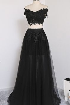 Fashion Dress Girl Image in Formal Dresses Two Piece Australia for Two Piece Plain Prom Dresses one Two Piece Prom Dresses Toronto Plain Prom Dresses, Prom Dresses Two Piece, Evening Dresses Plus Size, A Line Prom Dresses, Two Piece Dress, Prom Party Dresses, Pretty Dresses, Homecoming Dresses, Formal Dresses