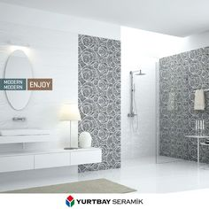 Siyah ve beyazın kontrastını yansıtan renkler, zengin desenler, göz alıcı detaylar Enjoy Serisi'nde sizi karşılıyor.