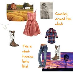 """""""."""" by cowgirl14 on Polyvore"""