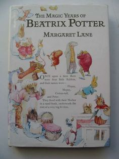 The story of Beatrix Potter life from early childhood to her marriage. 1978, Frederick Warne Publishers
