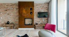 Weiteres - Wand - Rostoptik - ein Designerstück von Wencke-Burzlaff bei DaWanda