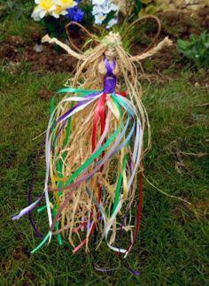 Beltane Garden Fairy Goddess by positivelypagan.com