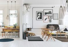 Scandinavian Apartment - Image Box Studios