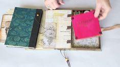 The Herbalist Travel Kit/ Junk Journal