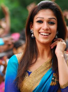 South Indian Actress Nayantara Wallpapers