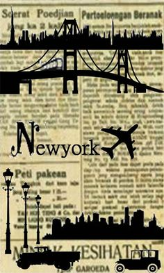 newyork vintage smartphone wallpaper that i made.
