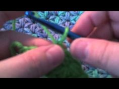 In this video we cover the Jasmine Stitch, or Thai Crochet. The Jasmine Stitch is made of three puff stitches that come together to form interlocked flowers....