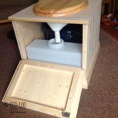 trenntoilette trockentoilette wohnmobile pinterest wohnmobil ausbau und wohnmobil ausbauen. Black Bedroom Furniture Sets. Home Design Ideas