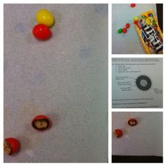 Ramblings of a fifth and sixth grade teacher....: Layers of the Earth's Crust with CANDY!!!!!