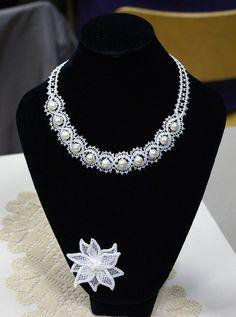 Elegante collar