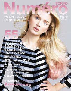 Numéro Tokyo Avril 2012