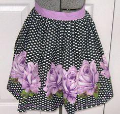 Me... pick a purple apron.... never