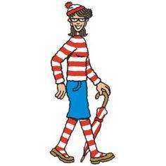 Whereu0027s Wenda?  sc 1 st  Pinterest & Whereu0027s Wally (Waldo) Costumes | Costume Playbook - Cosplay ...