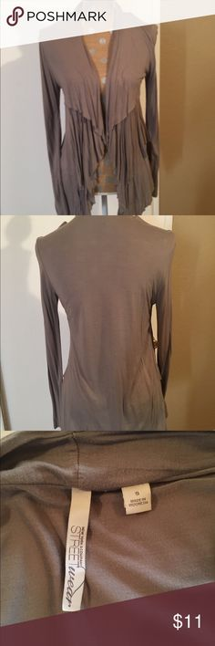 Gray Long Sweater Gray Long Sweater New York & Company Sweaters Cardigans