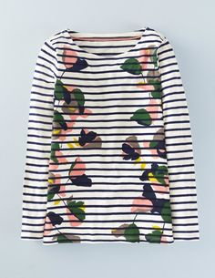 Placement Print Breton WL998 Clothing at Boden