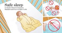 Safe Sleep/Crib Safety | Healthy Mothers Healthy Babies