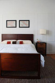 Lovely simple bedroom (via Design*Sponge)