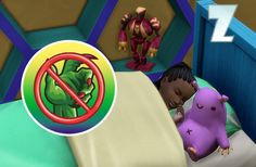 UPDATED: Little Monster Guards, Bear and Bot Defenders by K9DB (Sims 4) The monster under the bed can get annoying if he keeps everyone up at night, every night, but I still like playing with him...