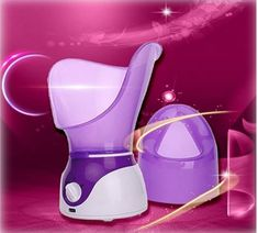 5.Beauty Nymph Spa Home Facial Steamer Sauna Pores with Timer and Extract Blackheads, Rejuvenate and Hydrate Your Skin for Youthful Complexion- Face Steaming Skincare Deep Cleanse SPA Oil Vaporizer, Types Of Facials, Face Steamer, How To Reduce Pimples, Clean Pores, Aromatherapy Oils, Facial Cleanser, Skin Treatments, Face Care